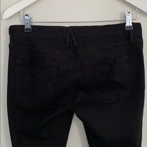 Good American Jeans - Good American maternity jeans black